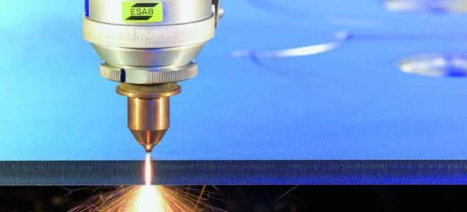 Технология лазерной резки